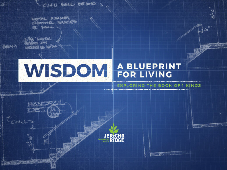 A blueprint for disaster or success jericho ridge community church series information malvernweather Image collections