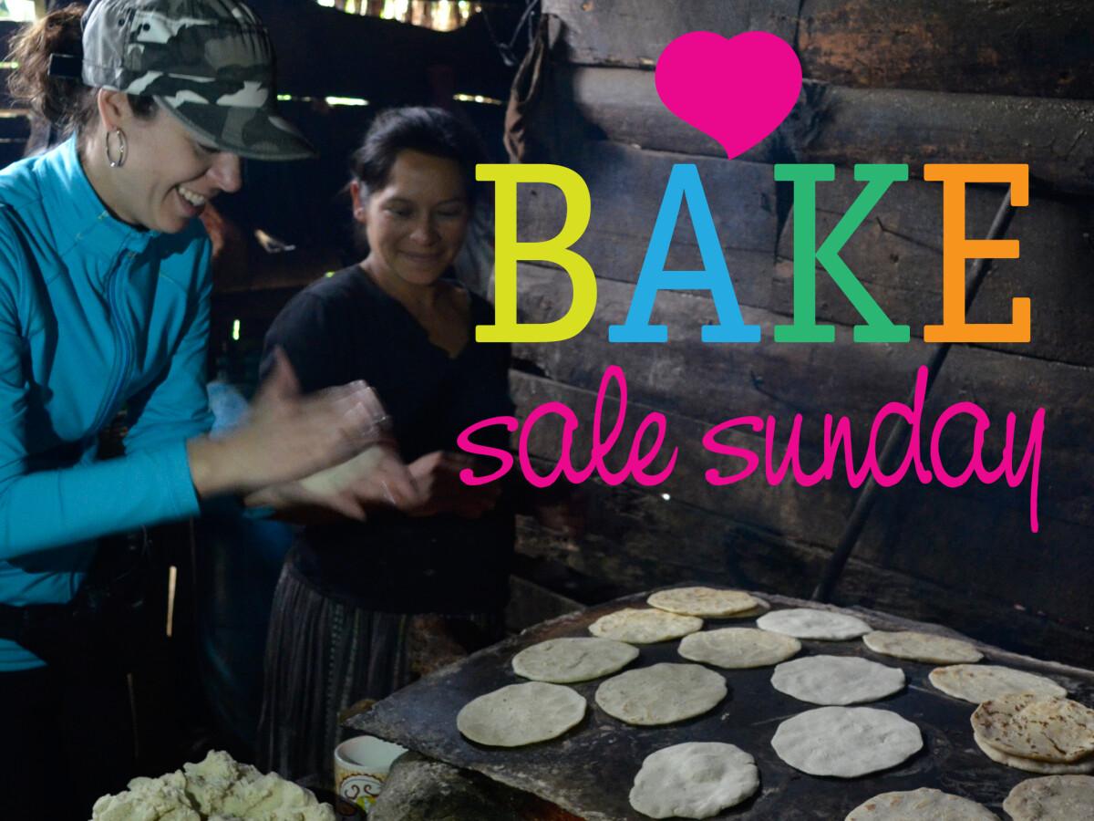 Guatemala Bake Sale