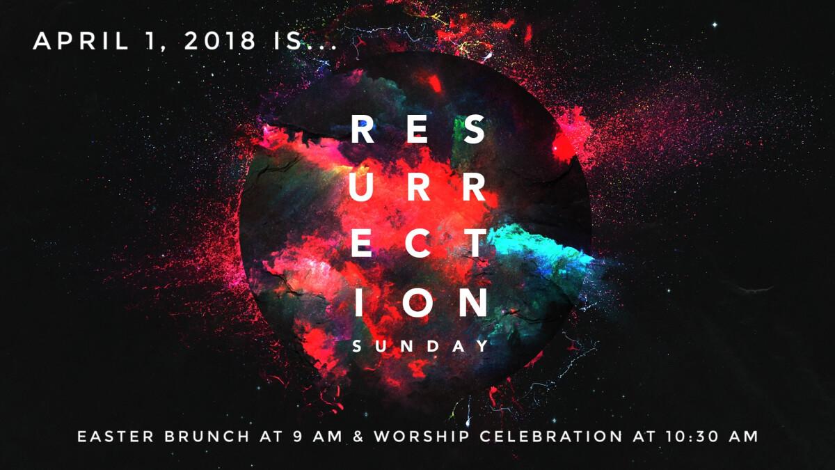 Easter Sunday Potluck & Gathering