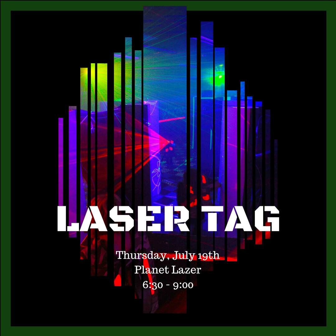 Proximity Laser Tag