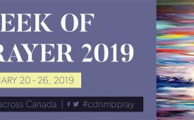Week of Prayer 2019
