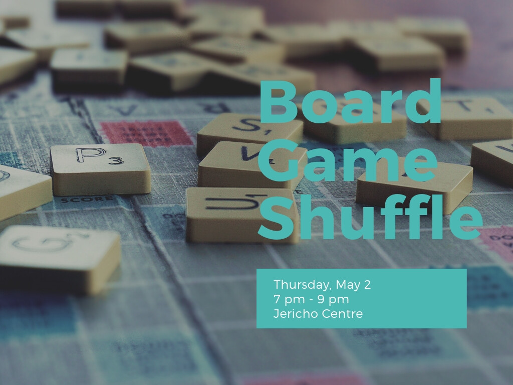 Youth: The Great Board Game Shuffle