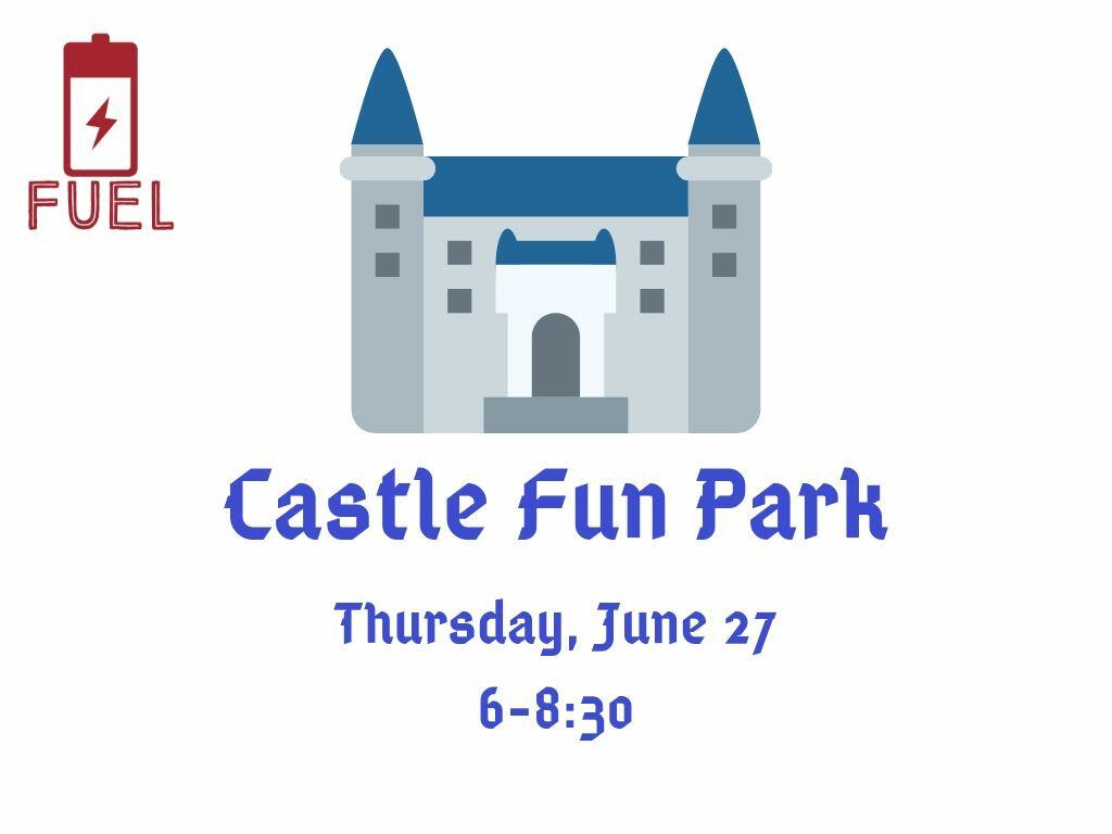 Pre-Teen Castle Fun Park