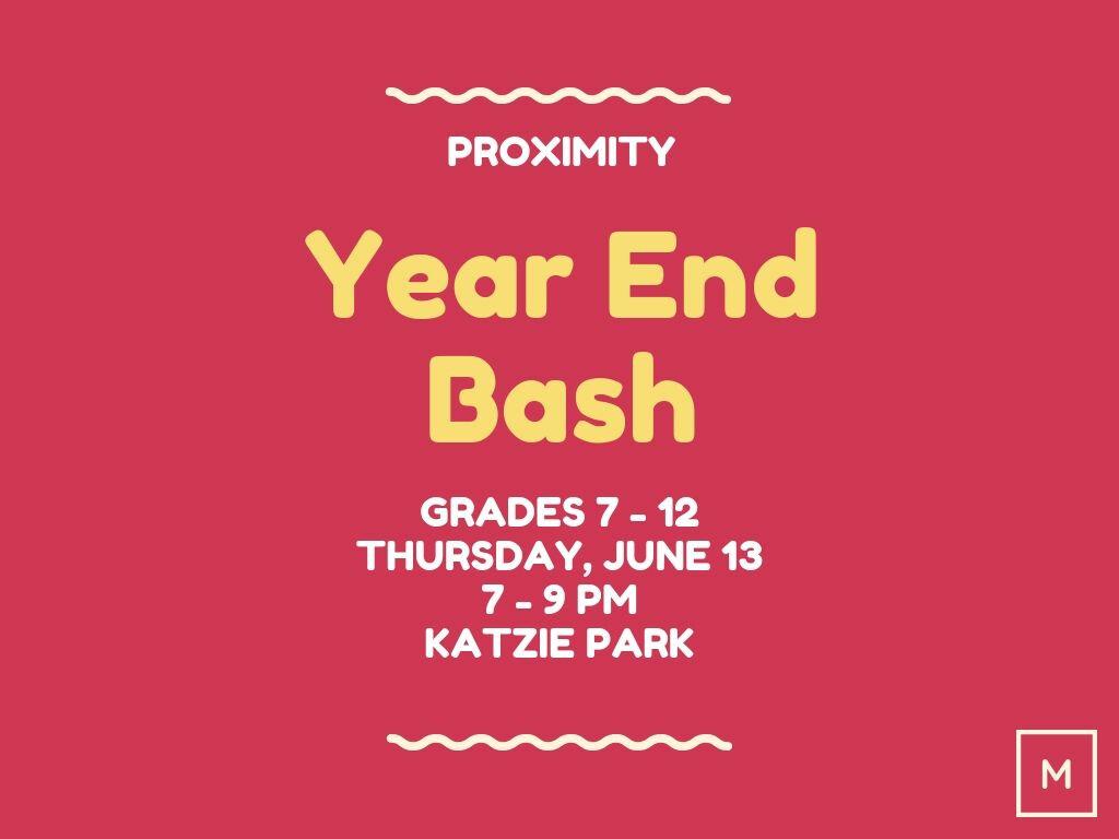 Youth: Year End Celebration