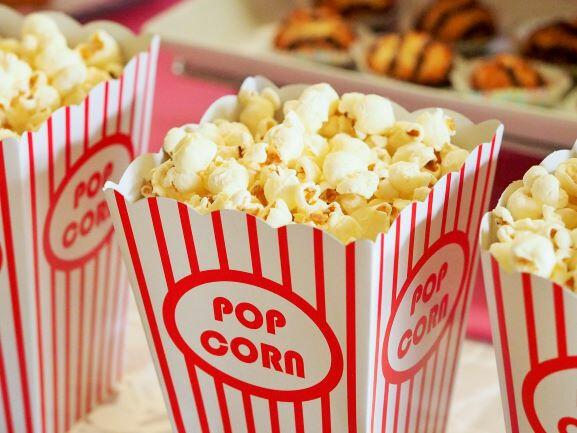 FUEL (Grade 5-6) Movie Night
