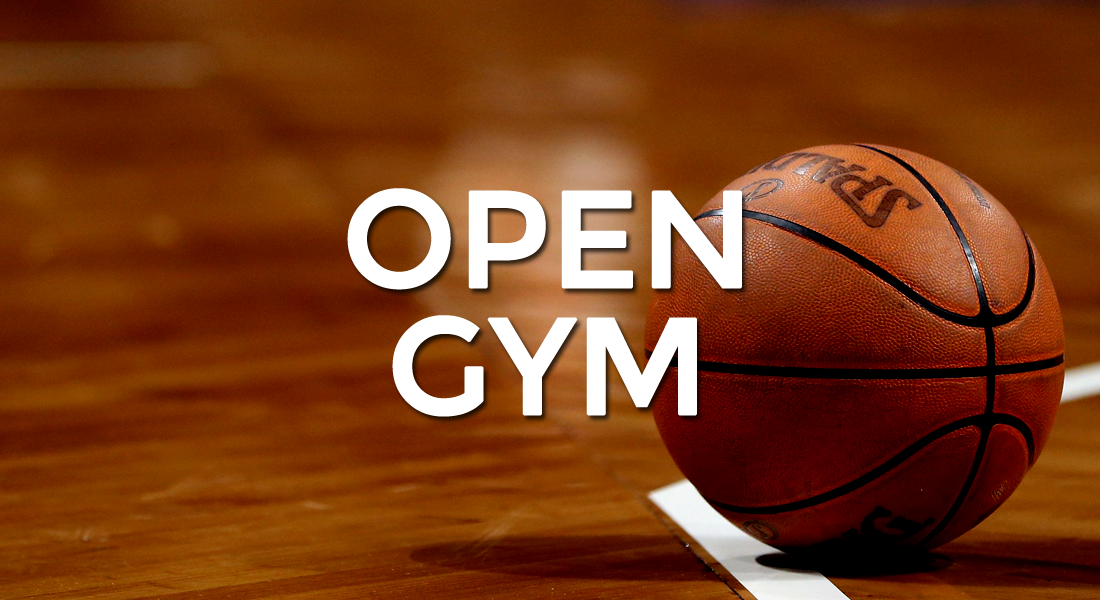 Open Gym Sat Feb 20